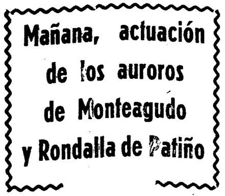 EL AGUILANDO PATIÑERO ENTRE LAS NAVIDADES DE 1962 Y 1980