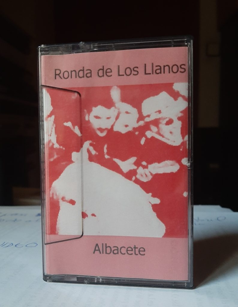 Cassette de La Ronda de Los Llanos (Albacete)