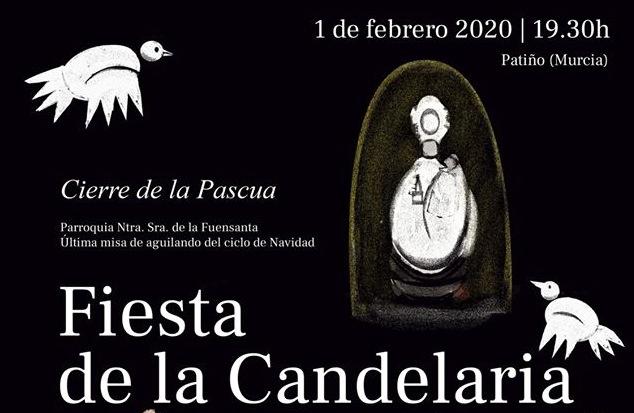 FIESTA DE LA CANDELARIA EN PATIÑO (MURCIA)
