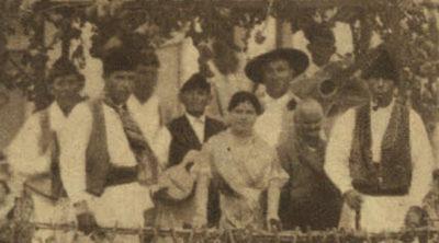 Huertanos. Ahora. 29 de septiembre de 1932
