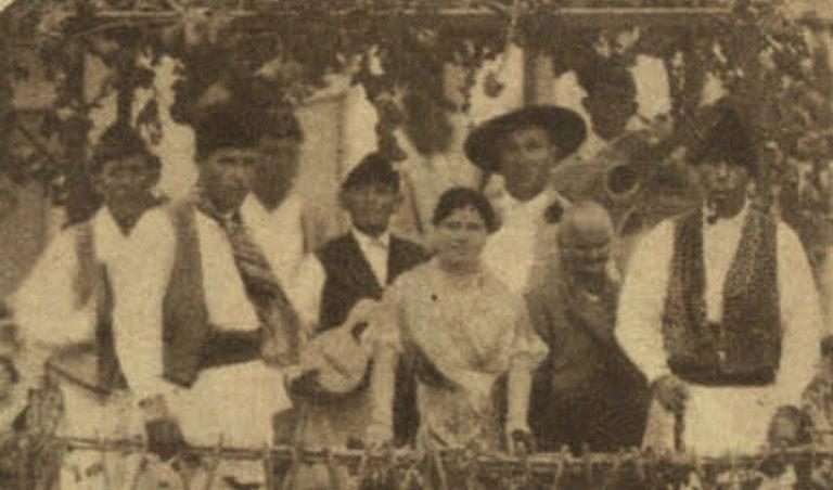 LAS FIESTAS DE LA MERCED DE MURCIA: AÑO 1932
