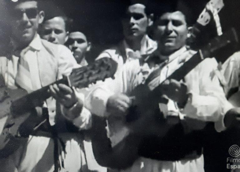 MÚSICA Y BAILE EN EL BANDO DE LA HUERTA (MURCIA)
