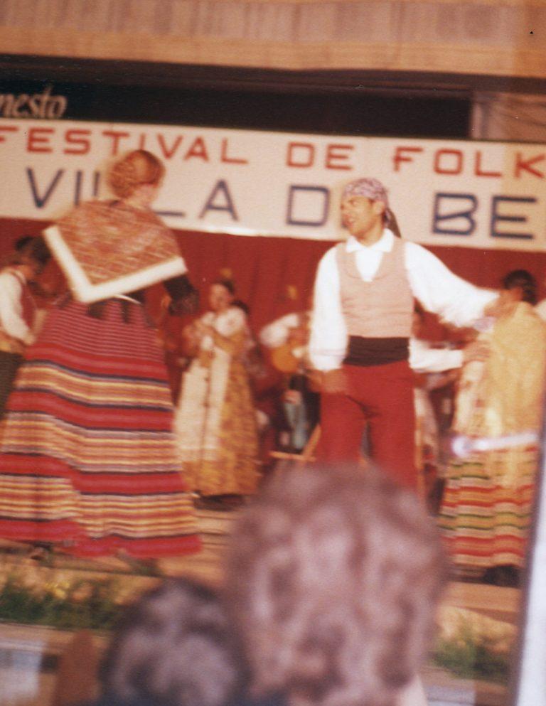 XIII FESTIVAL NACIONAL DE FOLKLORE. BENIEL 1999