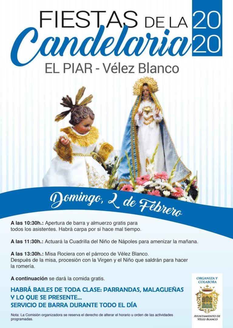 FIESTAS DE LA CANDELARIA EN EL PIAR (VÉLEZ BLANCO - ALMERÍA)