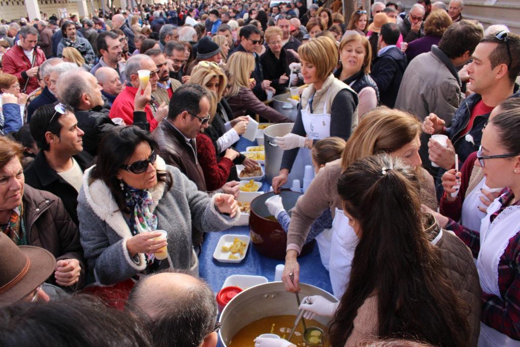 Encuentro de Cuadrillas en Patiño (Murcia)