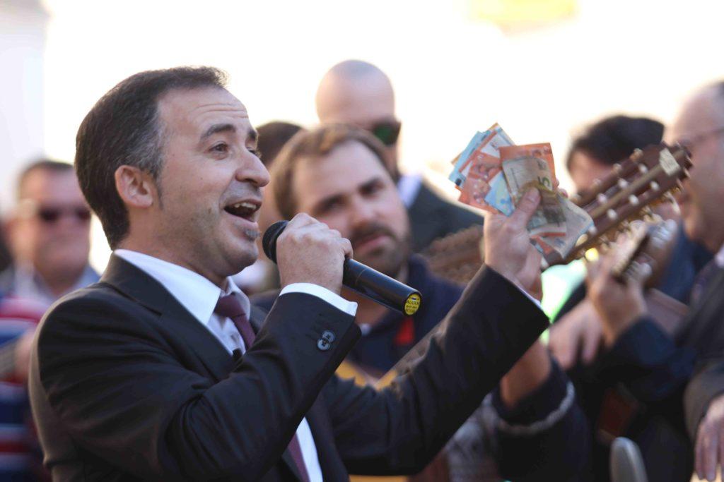 Javier Andreo. Fotografía: Tomás García.