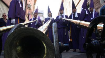 Las burlas de Nuestro Padre Jesús. Murcia. Fotografía: Tomás García.