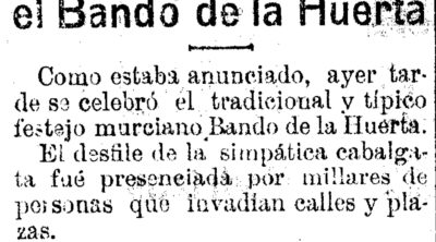 El Liberal. 3 de abril de 1934.