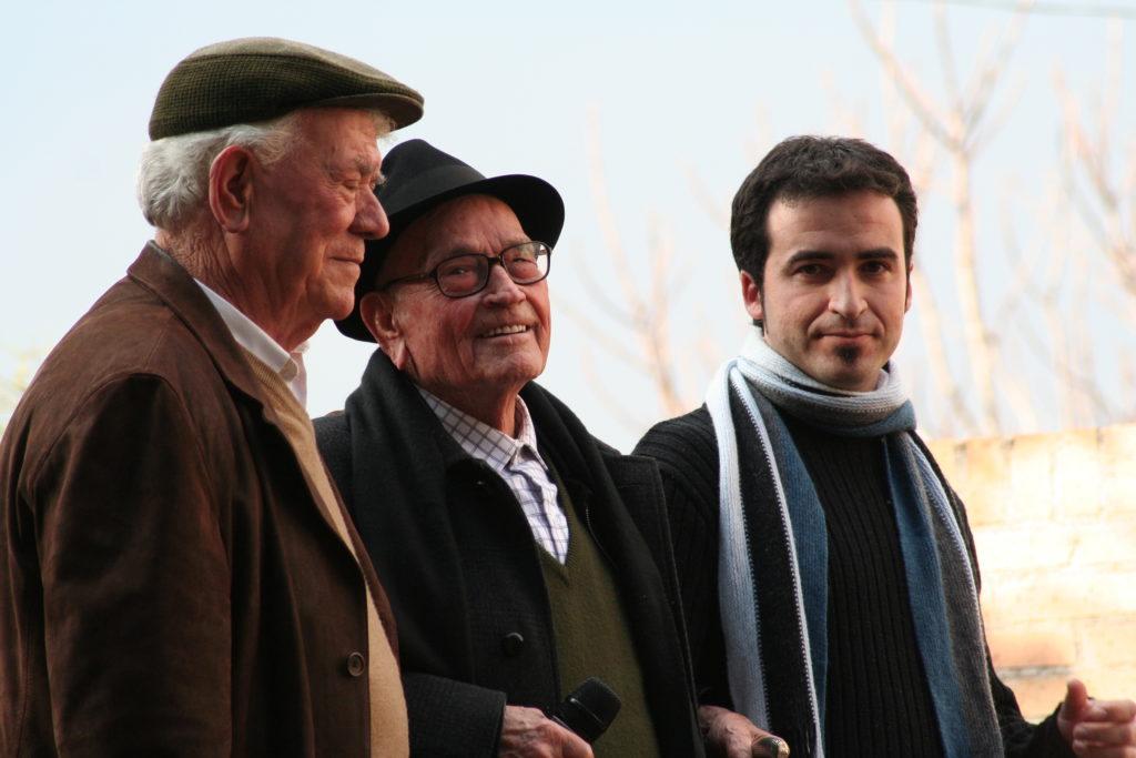 El Patiñero, El Tío Juan Rita y El  Nieto