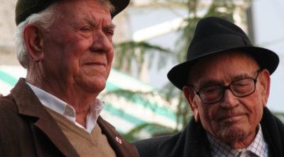 Manuel Cárceles y Juan Rita. Fotografía: Tomás García.