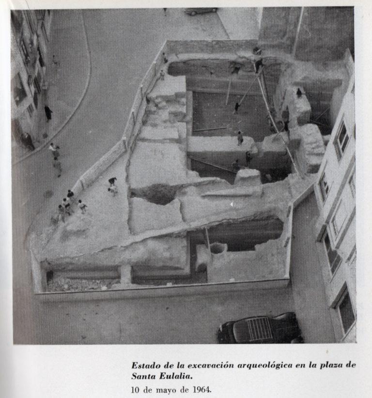 EL YACIMIENTO DE SANTA EULALIA (MURCIA)