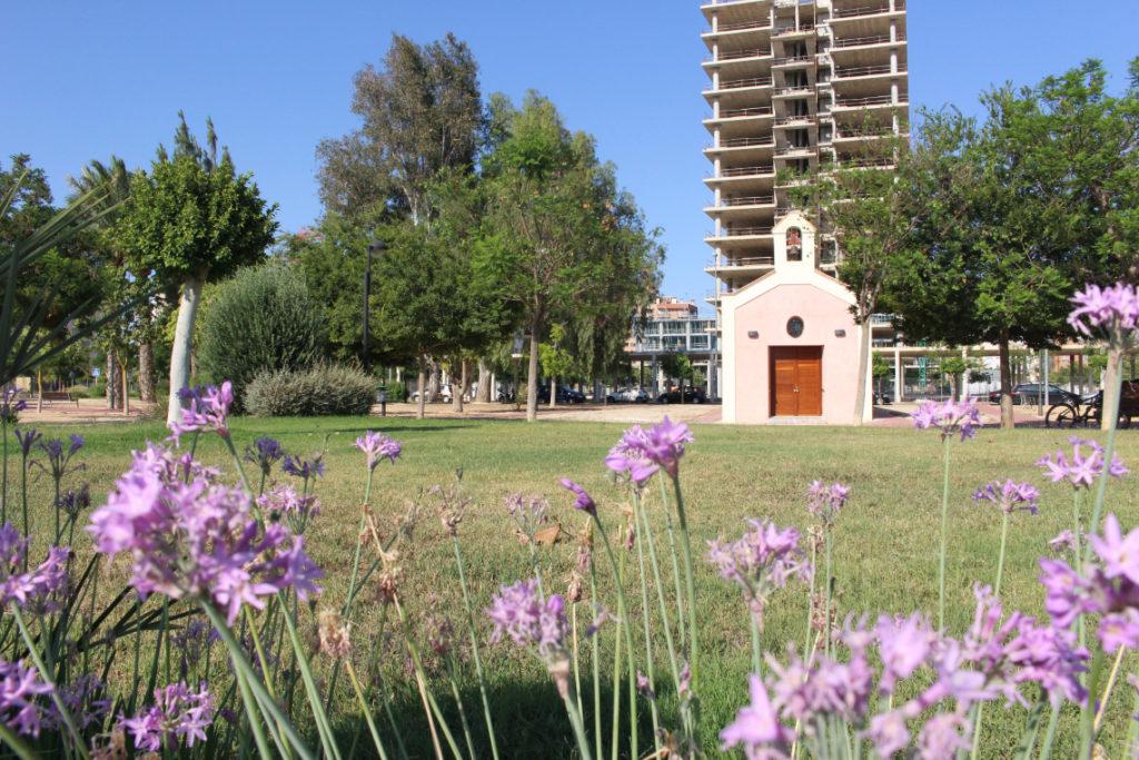 La Ermita de Puche. Santiago y Zaraiche (Murcia). Fotografía: Tomás García.