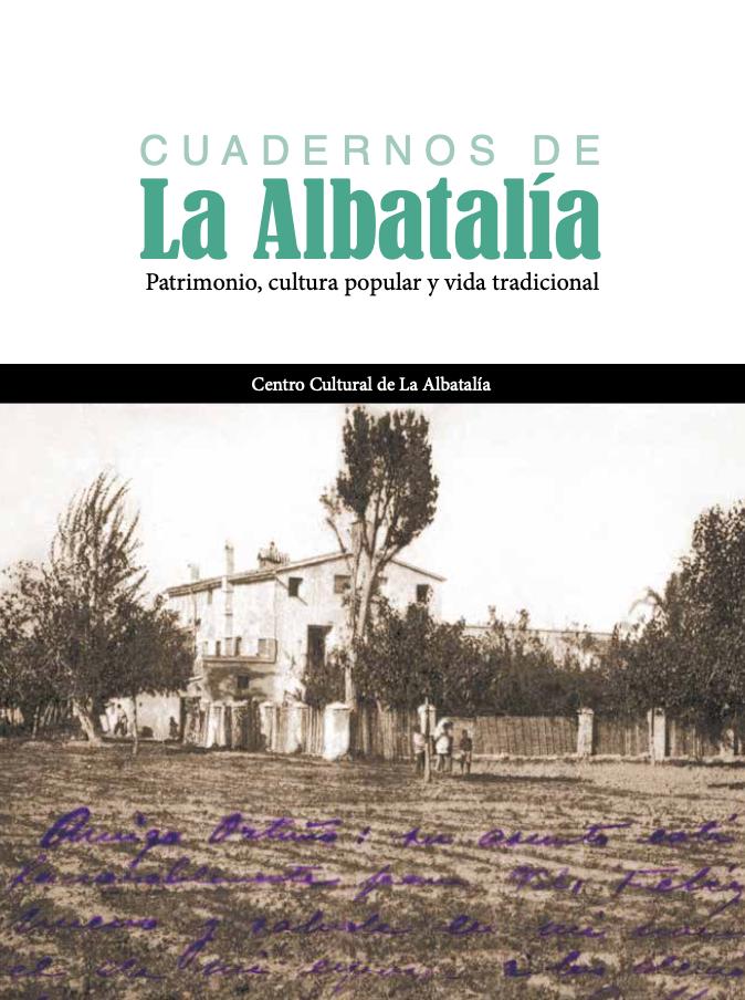 CUADERNOS DE LA ALBATALÍA Nº 1